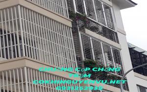 chuong cop chong0trom