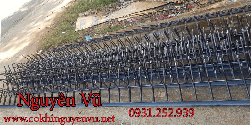 Hàng rào sắt,chông sắt chống trộm hiệu quả