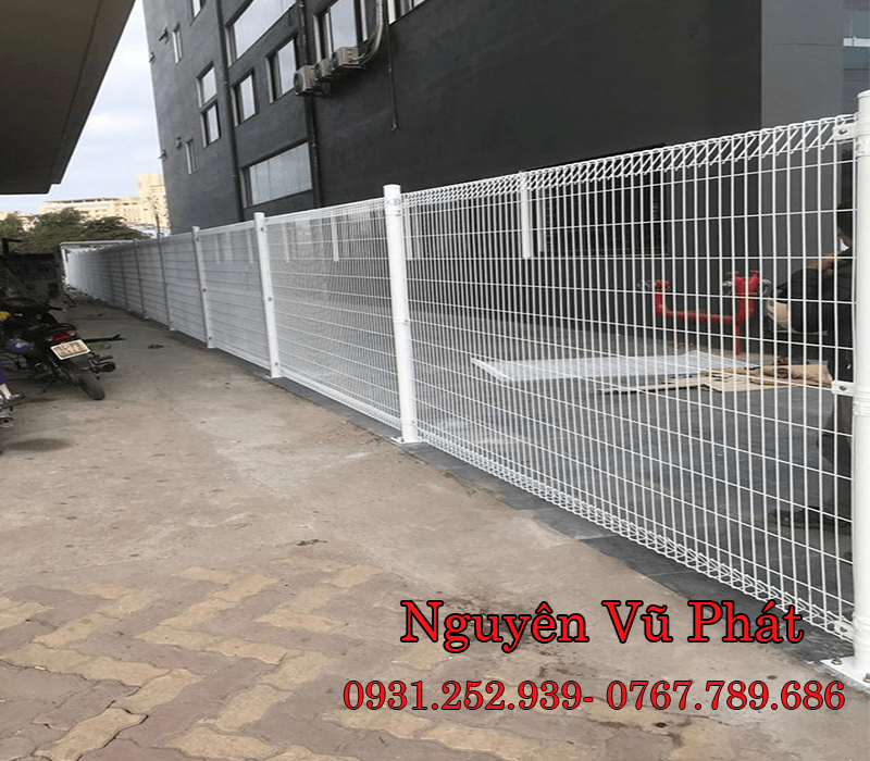 Làm hàng rào sắt tại Biên Hòa