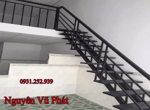 Dịch vụ làm cầu thang sắt tại Đồng Nai