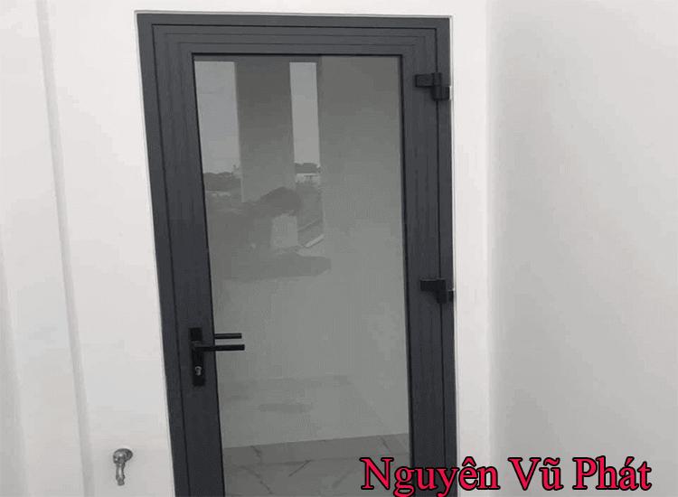 Mẫu cửa nhôm Xingfa 1 cánh.