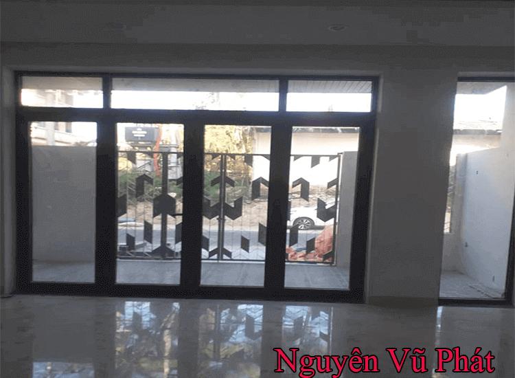 Lắp đặt cửa nhôm Xingfa cao cấp