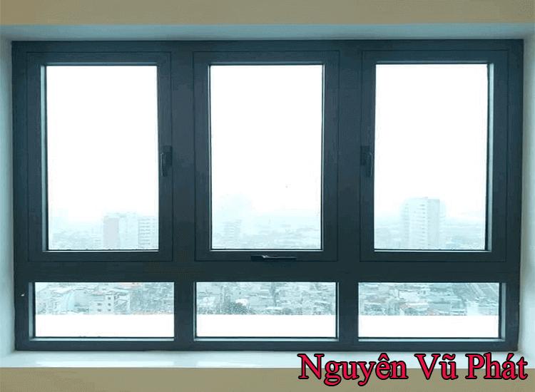 Cửa sổ nhôm Xingfa cửa mở hất