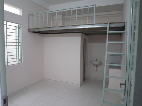 Thi công lắp đặt gác lửng săt phòng trọ tại TP Dĩ An