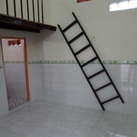 Cầu thang sắt phòng trọ lan can cầu thang trọn gói