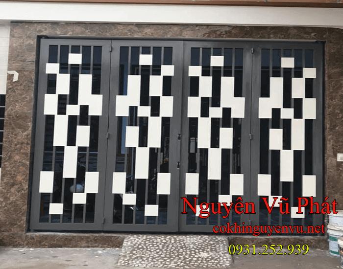 Làm cửa sắt giá rẻ uy tín tại Phú Nhuận