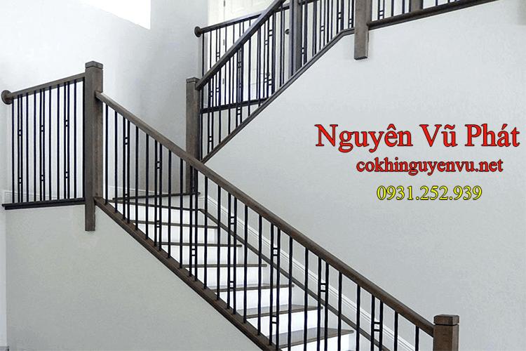 Thợ làm cầu thang sắt tại Tân uyên