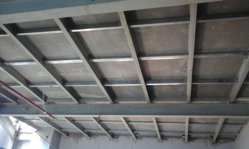 Thợ lắp đặt Sàn gác xếp gác lửng sắt tại Dĩ An