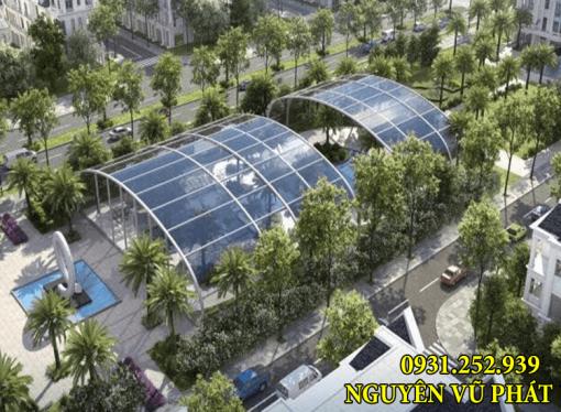 Dịch vụ làm mái che poly lấy sáng giá rẻ tại Đồng Nai