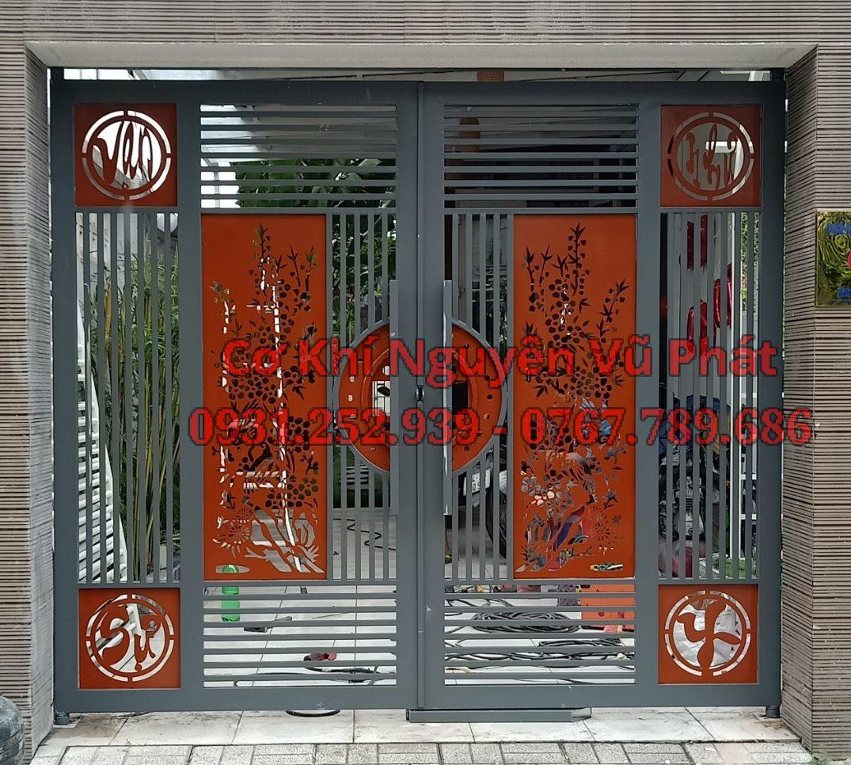 Dịch vụ làm cửa sắt đẹp tại huyện Dầu Tiếng