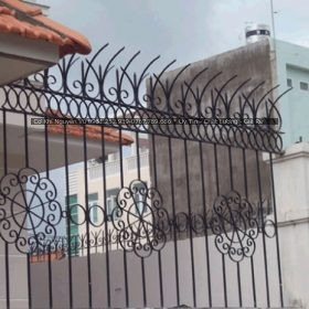 Báo giá hàng rào sắt chống trộm giá rẻ tại Quận Tân Bình