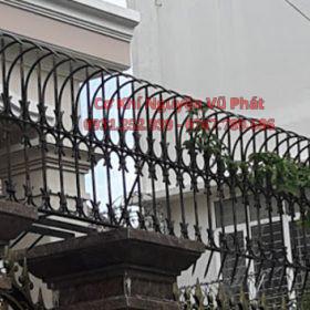Thi công hàng rào sắt chống trộm tại Quận Tân Bình