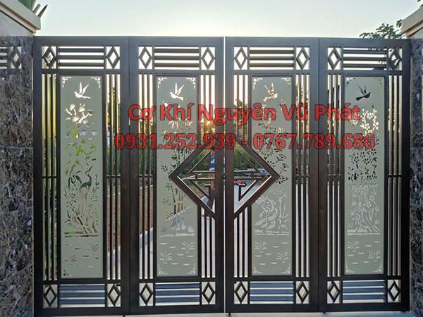 Làm cửa sắt tại Quận Bình Tân giá rẻ