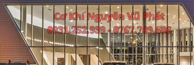 Lắp đặt vách ngăn nhôm kính cao cấp tại Quận Tân Bình