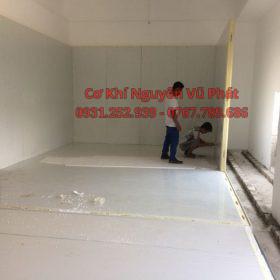 Thi công vách ngăn bằng tấm panel tại Biên Hòa